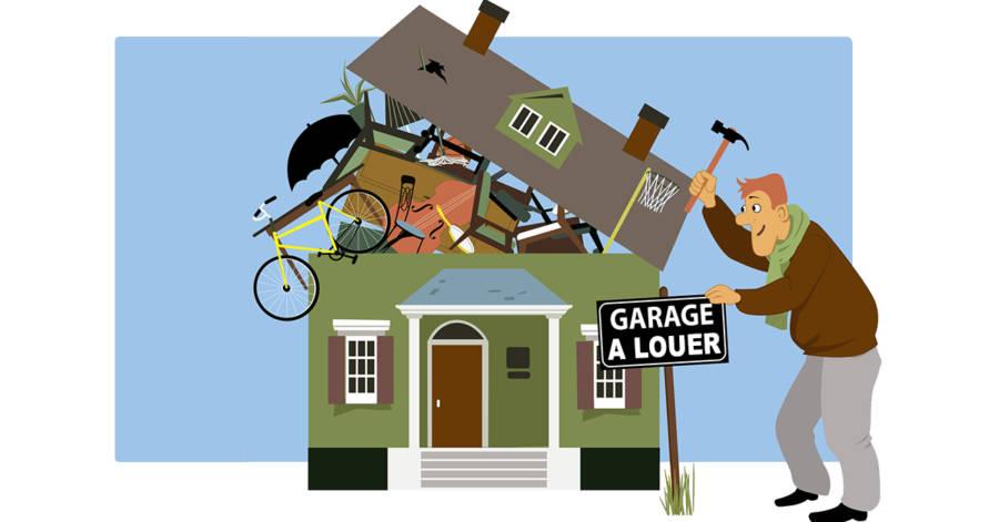 Zoom sur rentabilisez tous vos espaces for Location garage assurance
