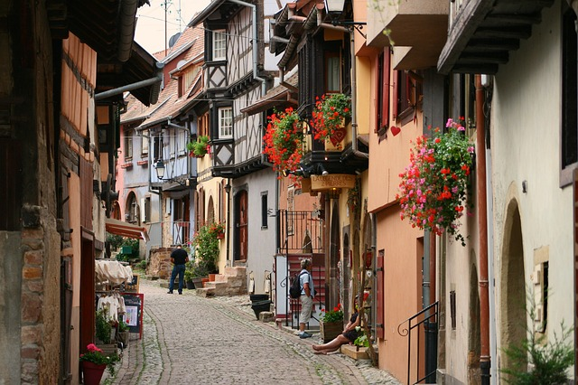 Sigolsheim, Alsace