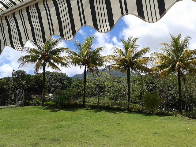 camping chez l'habitant Guadeloupe