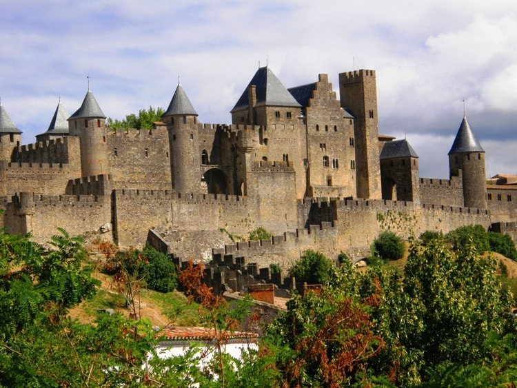 la-cite-de-carcassonne