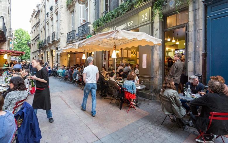 Dans le cœur historique de Bordeaux