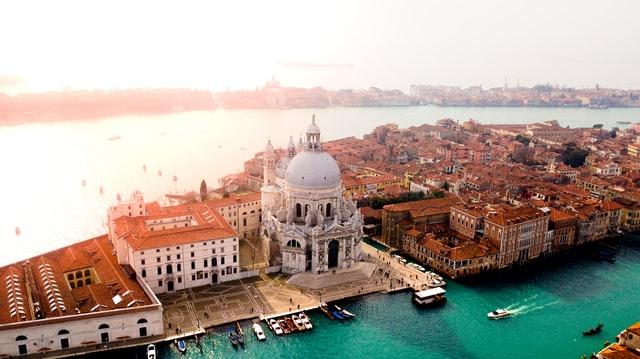 Italie HomeCamper