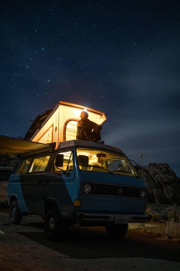Voyage en Van - HomeCamper