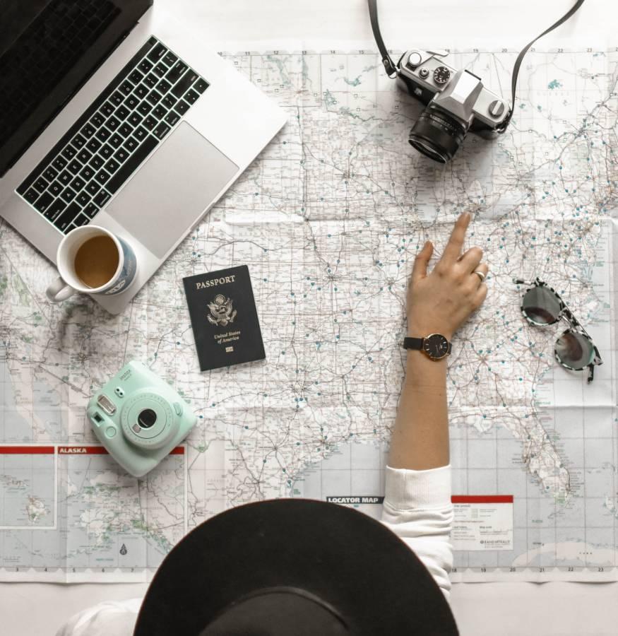 Organiser son road trip après le bac