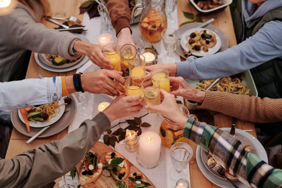 Partager un repas convivial chez l'habitant