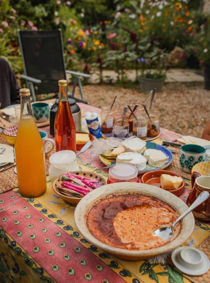 Un week-end en Normandie avec petit déjeuner maison et local