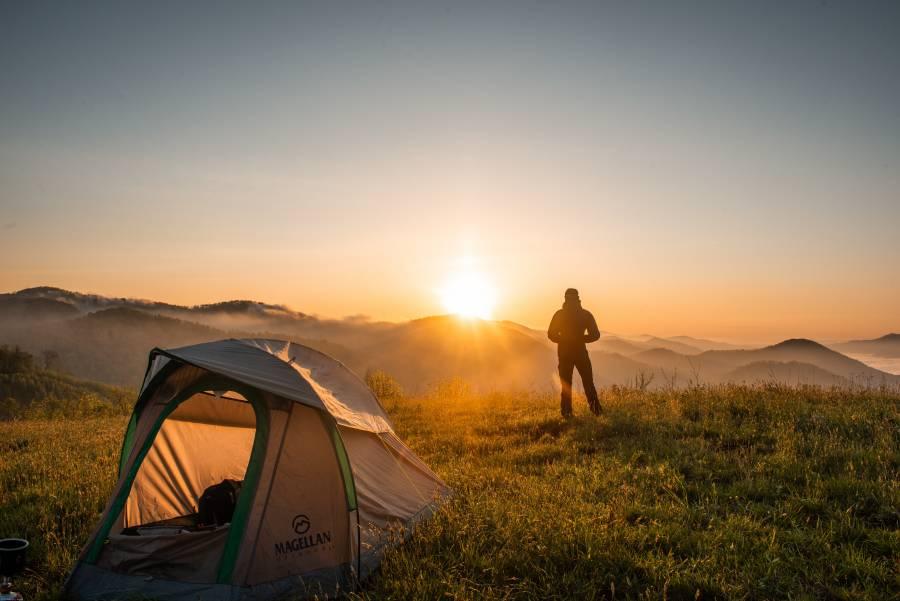 Liberté en camping