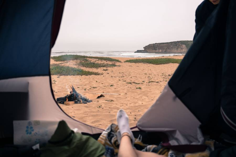 Savourer les grands espaces en camping